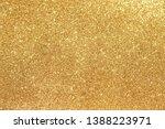 Golden Giltter Texture...