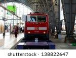 frankfurt  germany   november... | Shutterstock . vector #138822647