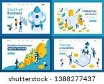 set design web page templates... | Shutterstock .eps vector #1388277437