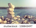 meditation | Shutterstock . vector #138843497