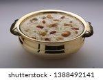 vermicelli payasam  kheer ...   Shutterstock . vector #1388492141
