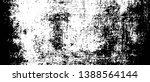 old ultrawide grunge seamless...   Shutterstock . vector #1388564144
