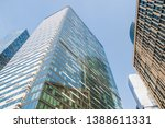moscow   april 11  2019  moscow ... | Shutterstock . vector #1388611331