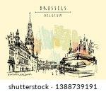 Brussels  Belgium. Grand Place...