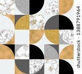 modern seamless geometric...   Shutterstock . vector #1388791964