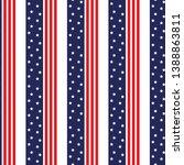 Seamless Pattern National Usa...