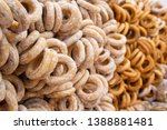 background of a large number of ... | Shutterstock . vector #1388881481