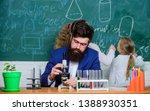 explaining biology to children. ...   Shutterstock . vector #1388930351