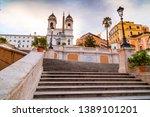 rome  italy   april 4  2019 ...   Shutterstock . vector #1389101201