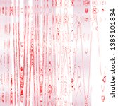abstract pattern and messy... | Shutterstock . vector #1389101834
