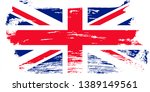 flag of great britain  of the...   Shutterstock .eps vector #1389149561