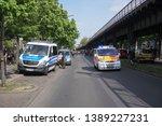 berlin  germany   may 1  2019 ... | Shutterstock . vector #1389227231