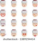 ottoman   turkish   arab man... | Shutterstock .eps vector #1389254414
