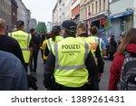berlin  germany   may 1  2019 ... | Shutterstock . vector #1389261431