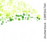 bubbles circle dots unique...   Shutterstock .eps vector #1389261764