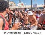 venice beach  california   08... | Shutterstock . vector #1389275114