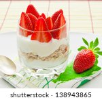 Healthy Breakfast   Yogurt Wit...