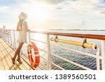 Luxury cruise ship travel...