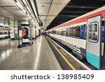 london   sep 28  london...   Shutterstock . vector #138985409
