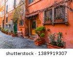 rome  italy   april 4  2019 ...   Shutterstock . vector #1389919307