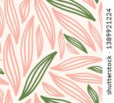 seamless repeating pattern with ... | Shutterstock .eps vector #1389921224