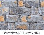 seamless bricks stone wall...
