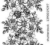 abstract elegance seamless... | Shutterstock . vector #1390019297