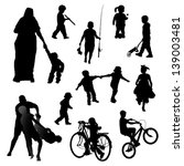 Collection Of Children...