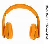 3d icon of colorful headphones... | Shutterstock . vector #139009901