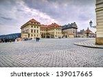 Prague   Hradcany Square