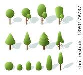 ensemble de clipart arbre - Telecharger Vectoriel Gratuit, Clipart  Graphique, Vecteur Dessins et Pictogramme Gratuit