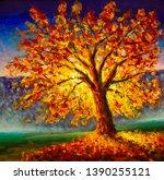 Original Oil Painting On Canvas ...