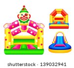 amusement,blue,bounce,bouncy,castles,childhood,children,circles,circus,clown,design,drawing,enjoy,entertainment,family