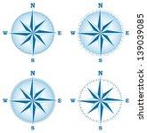 vector illustration of four... | Shutterstock .eps vector #139039085