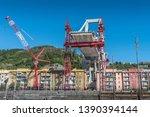 genova  genoa  italy   may 2019 ...   Shutterstock . vector #1390394144