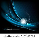 vector abstract background | Shutterstock .eps vector #139041731