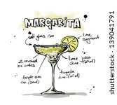 hand drawn illustration of... | Shutterstock .eps vector #139041791