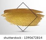 blank banner. vector promo... | Shutterstock .eps vector #1390672814
