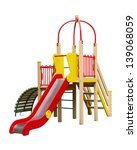 Colorful Playground For...