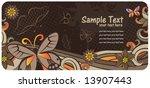 flower background | Shutterstock .eps vector #13907443
