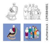 vector illustration of... | Shutterstock .eps vector #1390884881