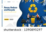 reuse  reduce and recycle with...