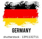 germany flag  official colors... | Shutterstock .eps vector #1391132711