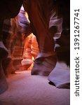 Antelope Canyon In Arizona  Usa
