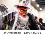Dominican Carnival Mask. The...
