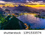 Sunset View Of Corcovado ...