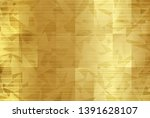 geometry triangles background... | Shutterstock .eps vector #1391628107