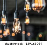 lighting decor | Shutterstock . vector #139169084