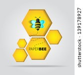 Honeycomb And The Paper Bee  ...