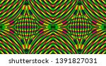 color seamless pattern with... | Shutterstock .eps vector #1391827031